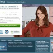 eDarling - Europaweite Partnervermittlung im Test