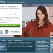 eDarling - Europaweite Partnervermittlung