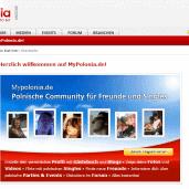 MyPolonia.de - Polnische Community für Freunde und Singles