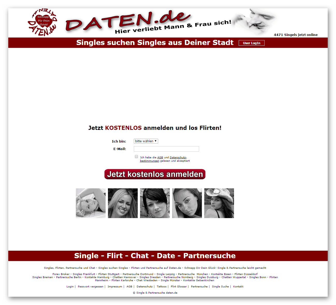 Dating Portale Test