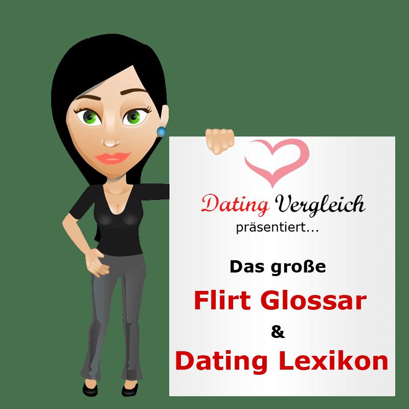 Das große Flirt Glossar und Dating Lexikon