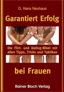 """Ebook """"Garantiert Erfolg bei Frauen"""""""
