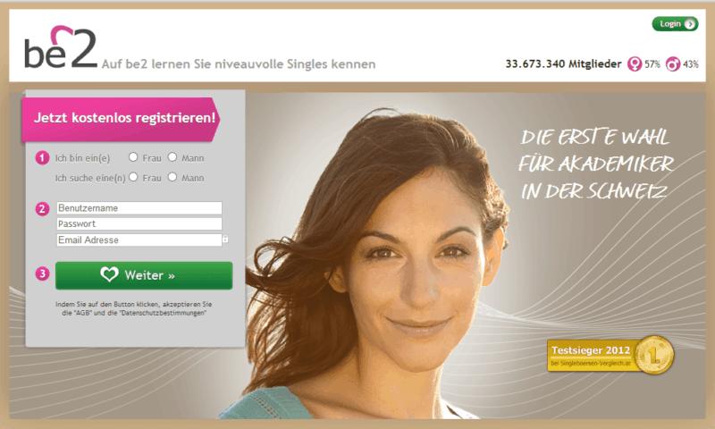 Die besten Partnervermittlungen im Test & Vergleich 01/