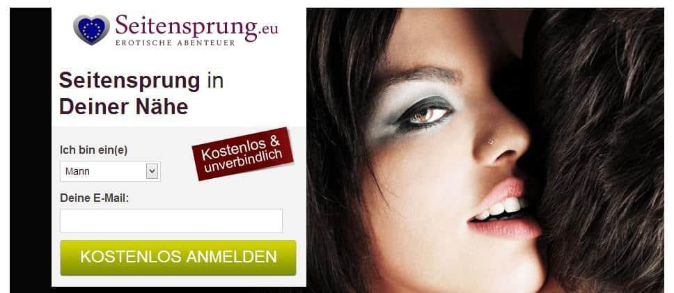 Erotische Abenteuer mit Seitensprung.eu