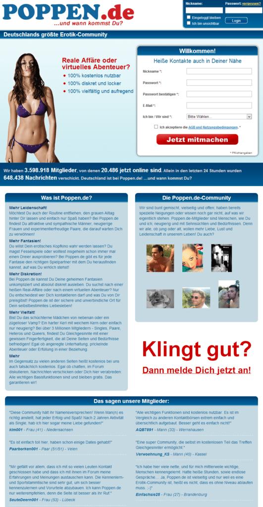 sexkontakte vergleich Bergheim