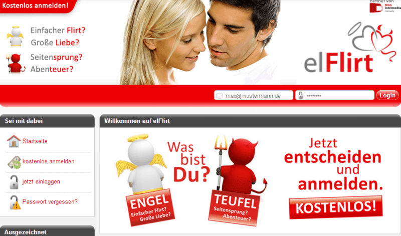 Dating website vergleich