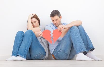 Liebeskummer nach dem Beziehungs-Aus