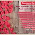Umfrageergebnisse: Welche Eigenschaften wünschen Sie sich bei Ihrem Traumpartner