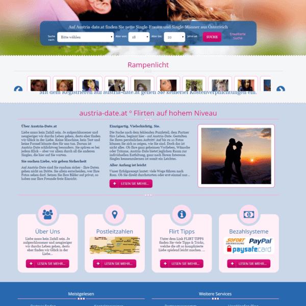 Partnersuche internet österreich