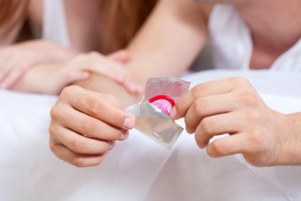 Sichere Verhütung mit Kondom