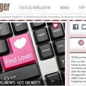 Flirtmanager (Screenshot 2014)