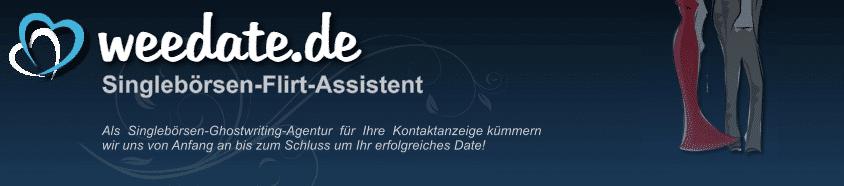 Weedate.de (Screenshot)