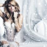 Sexy Verführung mit neuen Dessoustrends für den Winter 2014
