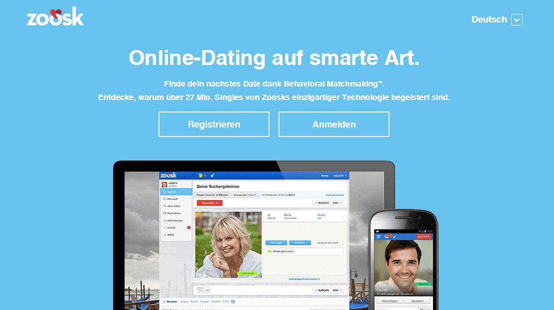 Dating Sites Zoosk Review - TINGDAQ