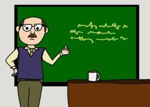 Dating mit Lehrer