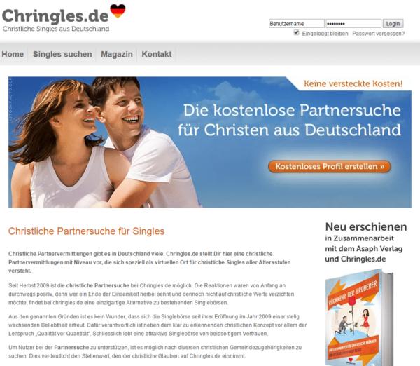 Partnersuche christliche partnerbörse