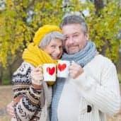 Liebe kennt kein Alter – Partnersuche ab 50