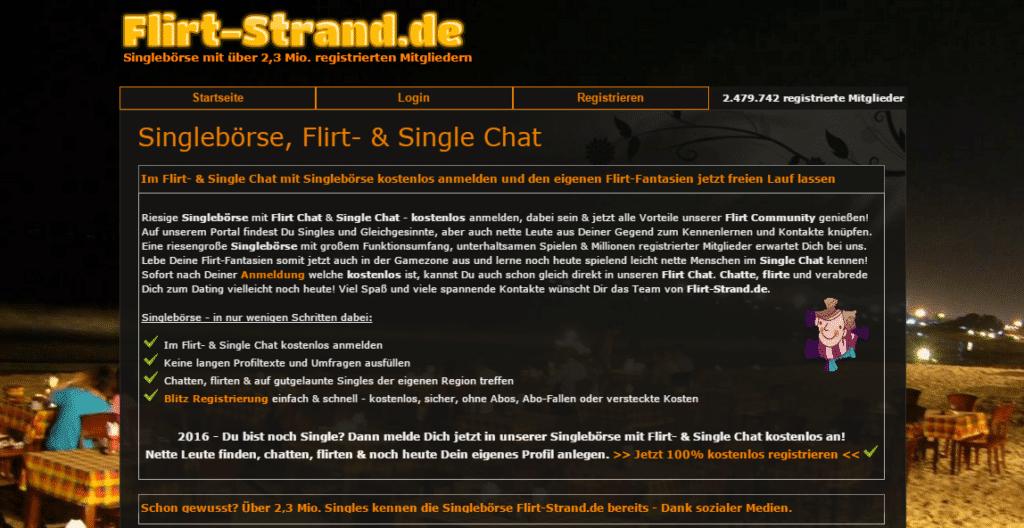 Flirtbörse kostenlos vergleich