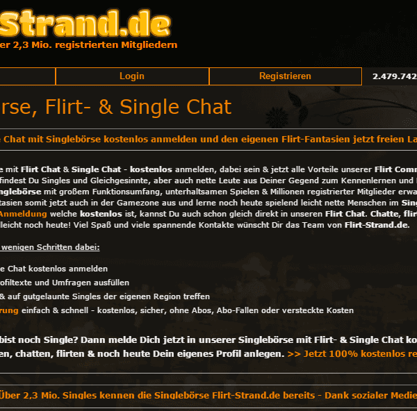 Internationale online-dating-sites kostenlos