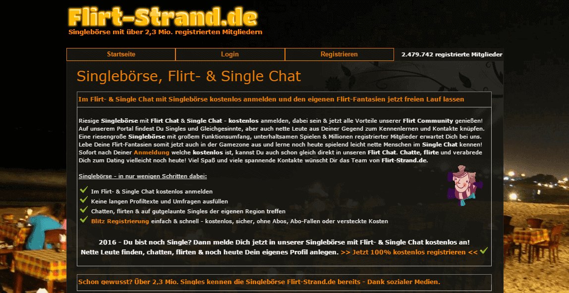 Casual dating und adult singles bewertung