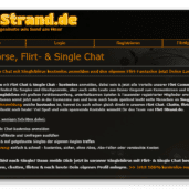 Flirt-Strand.de - Kostenloser Online Chat für Singles