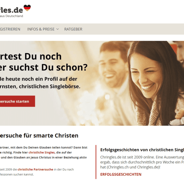 Dating mit einem christen