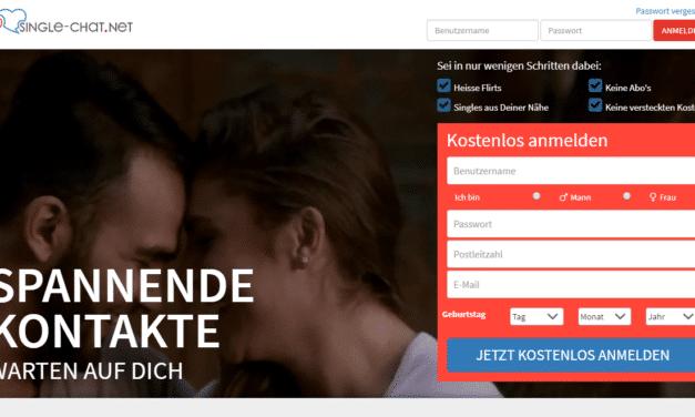 Single-Chat.net – Lockere Chats mit Singles aus der Nähe