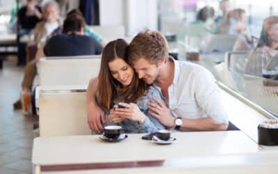 Erfolgreiches Flirten per SMS und Messenger