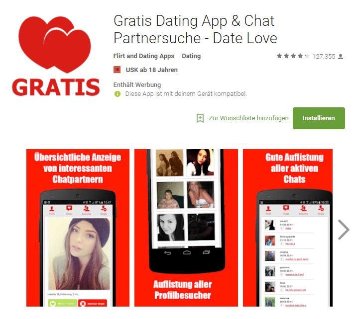 Dating Apps – Flirten und Partnersuche on the Go