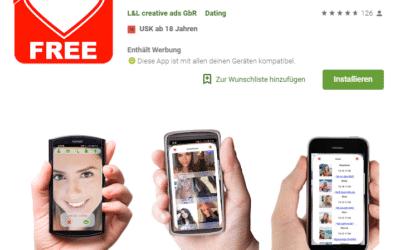 FREE - Kostenlose Dating App im Google Play Store