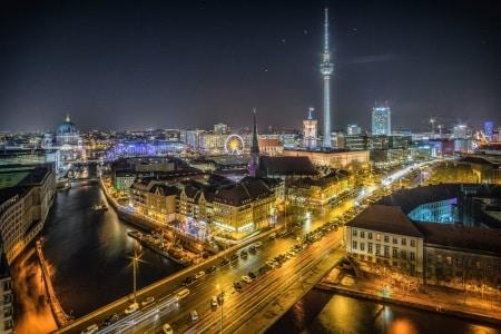 Berlin als pulsierende Metropole mit vielseitigem Nachtleben