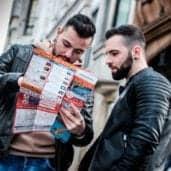 Gay Cruising - Spontane Kontakte mit Schwulen in der Öffentlichkeit