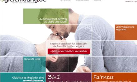 Gleichklang – Die alternative Partnervermittlung