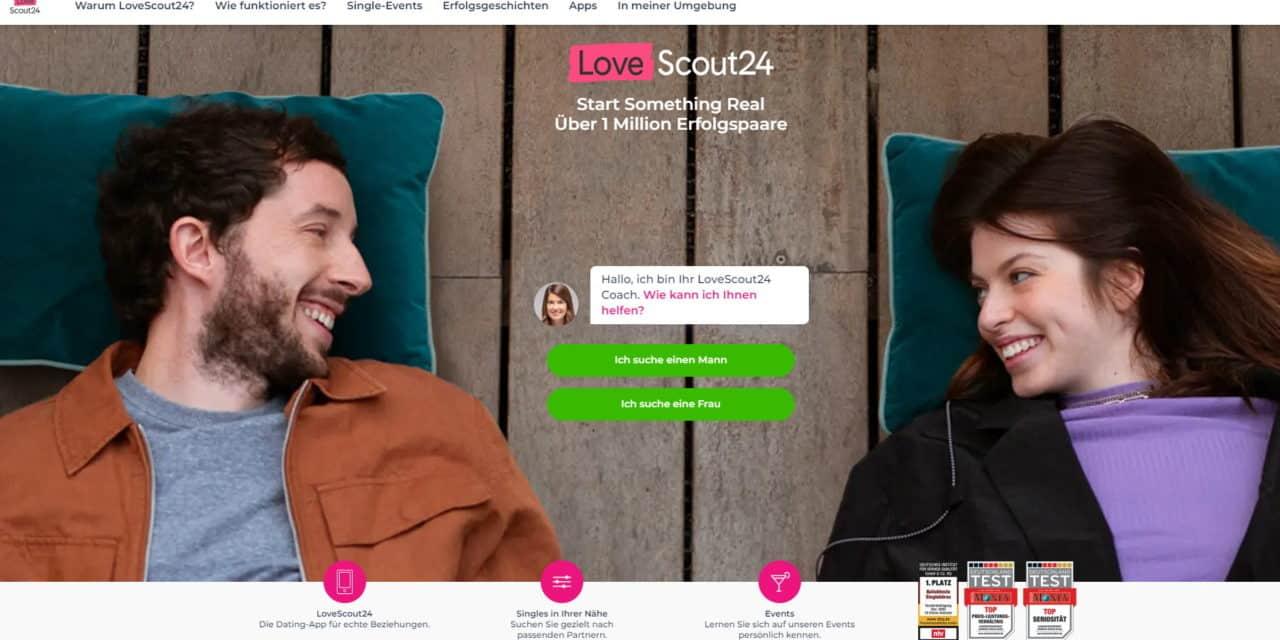 LoveScout24 (ehem. FriendScout24) – Die große deutsche Singlebörse