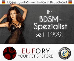 EUFORY - Ihr Fetisch und BDSM Online Spezialist