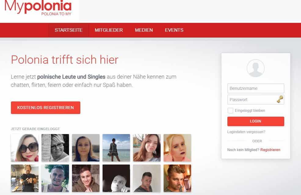 MyPolonia.de – Kontaktbörse für polnische Singles