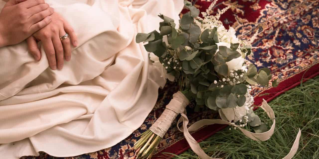 Romantik pur – Boho Hochzeit im Freien