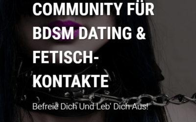 KINKY COMMUNITY FÜR BDSM DATING & FETISCH-KONTAKTE