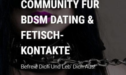 Fetisch.de – BDSM Kontaktbörse für alternatives Dating